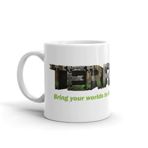 Terraino - Bring Your Worlds to Life. One Tile At A Time Mug