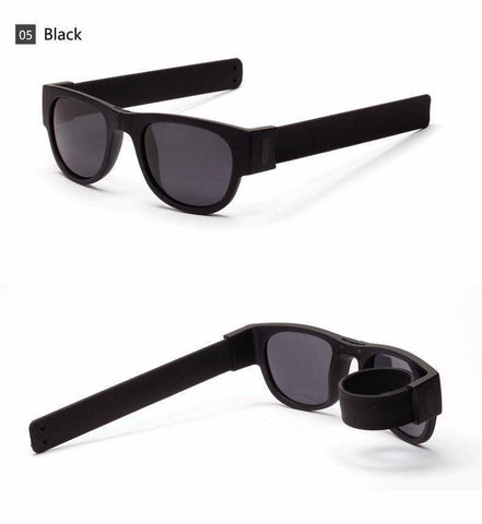 Image of Snap Glass Shades™ Sunglasses Bigboystores Black