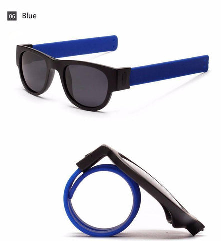 Snap Glass Shades™ Sunglasses Bigboystores Blue