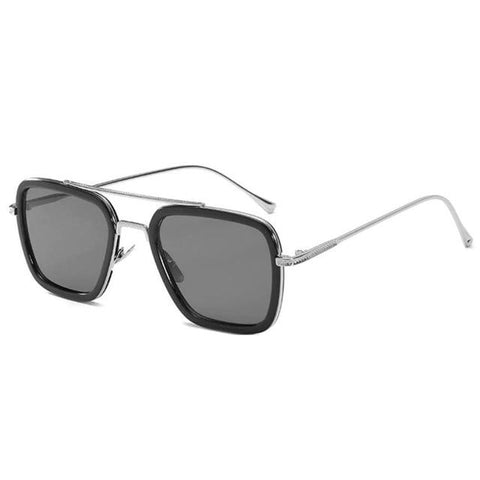 L3000 EDITH Sunglasses Sunglasses Bigboystores Silver Grey