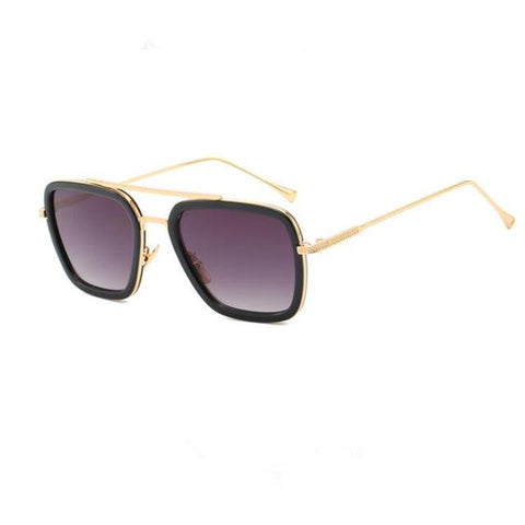 L3000 EDITH Sunglasses Sunglasses Bigboystores Gold Purple
