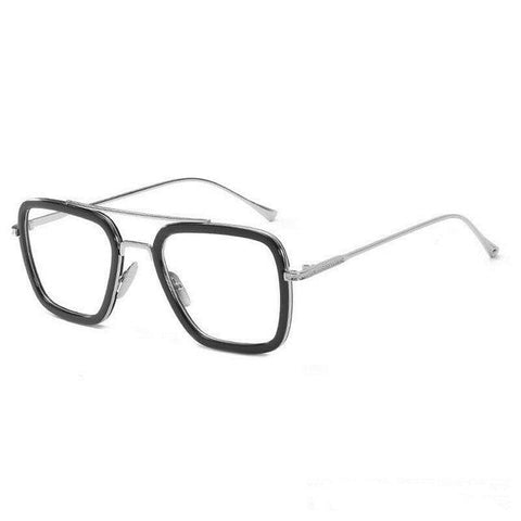 L3000 EDITH Sunglasses Sunglasses Bigboystores Silver Transparent