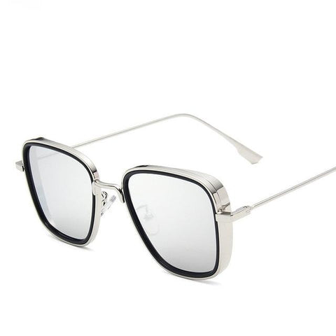 Kabir Singh Style Glasses Sunglasses Bigboystores Reflective Silver