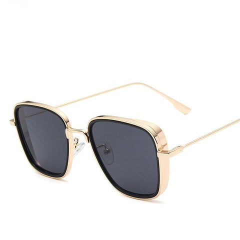 Kabir Singh Style Glasses Sunglasses Bigboystores Grey Gold