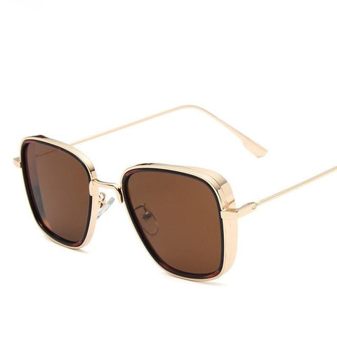 Kabir Singh Style Glasses Sunglasses Bigboystores Red Gold