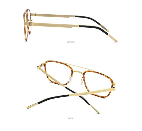 Acetate Alloy Glasses Sunglasses Bigboystores