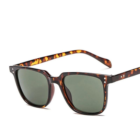Luxury Aviation Square Sunglass Sunglasses Bigboystores