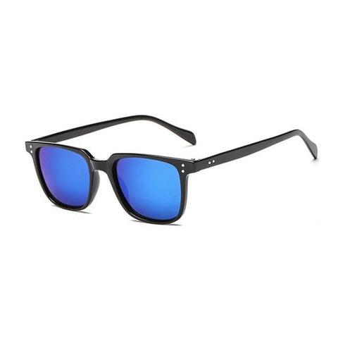 Luxury Aviation Square Sunglass Sunglasses Bigboystores Blue