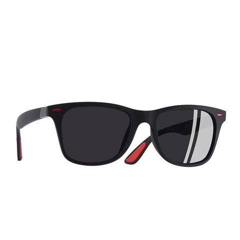 Image of Mirror Style Sunglasses Sunglasses Bigboystores Matte Black