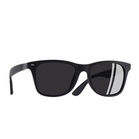 Mirror Style Sunglasses Sunglasses Bigboystores Black