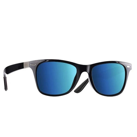 Mirror Style Sunglasses Sunglasses Bigboystores Light Blue