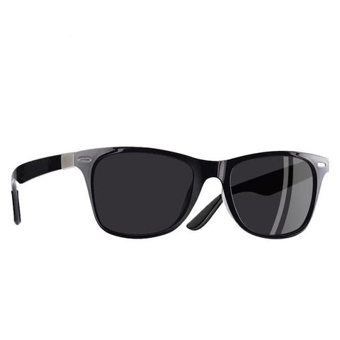 Mirror Style Sunglasses Sunglasses Bigboystores Bright black