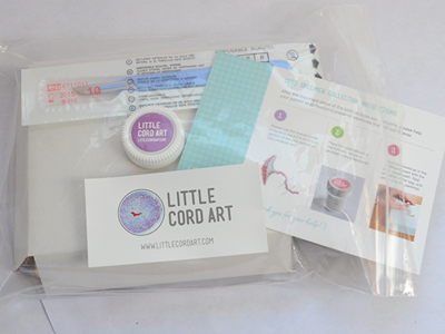 Little Cord Art Kit