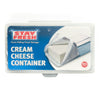 Stay Fresh Cream Cheese Container