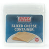 Stay Fresh Single Cheese Slices Container