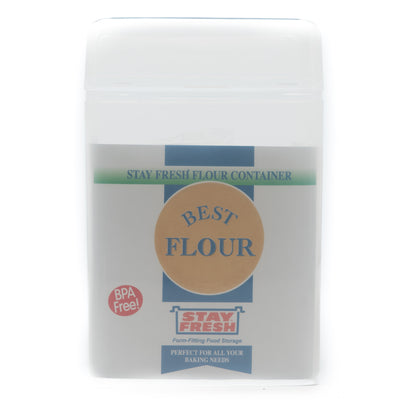 Stay Fresh Flour Container