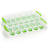 EZ Release Ice Cube Trays - S/2 Green