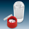 Port O Pill Portable Pill and Water Container