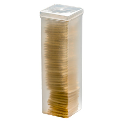Stay Fresh Square Cracker/Cookie Container