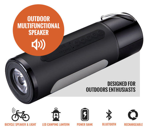 G-Outdoor Mult Function Speaker
