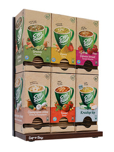 Cup-a-Soup 6-pack Display