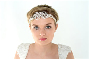 Headpiece | WF295 - Bridal Brilliance