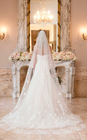 Stella York / AVL0027CR IVR - Bridal Brilliance