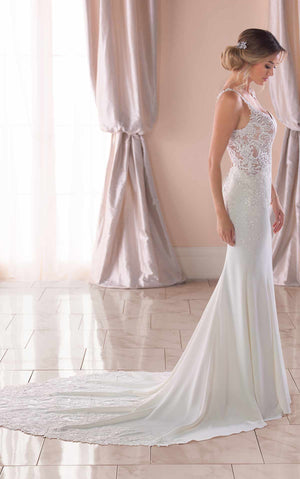 6834 | Stella York - Bridal Brilliance