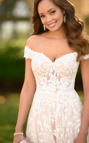 7012 | STELLA YORK - Bridal Brilliance