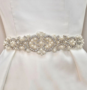 Biarritz Belt | BS2 - Bridal Brilliance