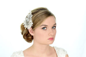 Headpiece | WF214 - Bridal Brilliance