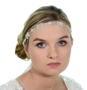 Headpiece | WF345h - Bridal Brilliance