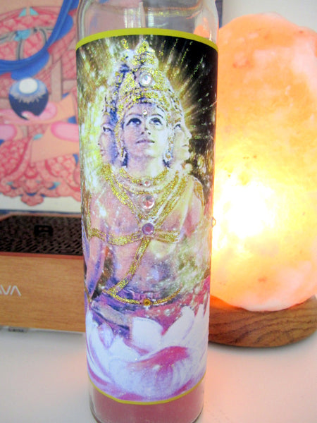 Lord Brahma Candle