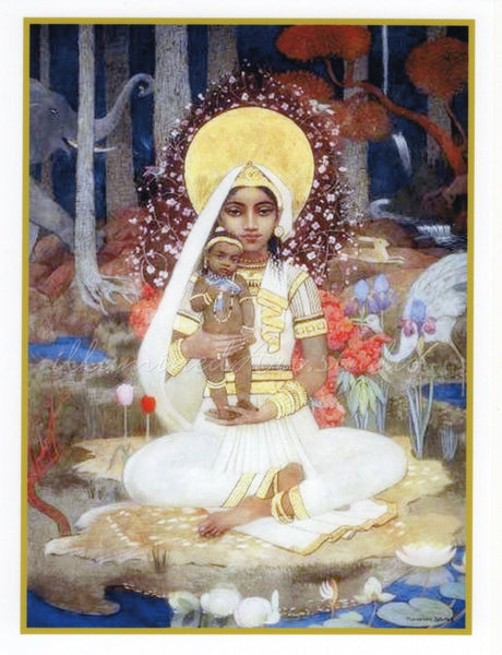 Devaki, Krishna's Mother