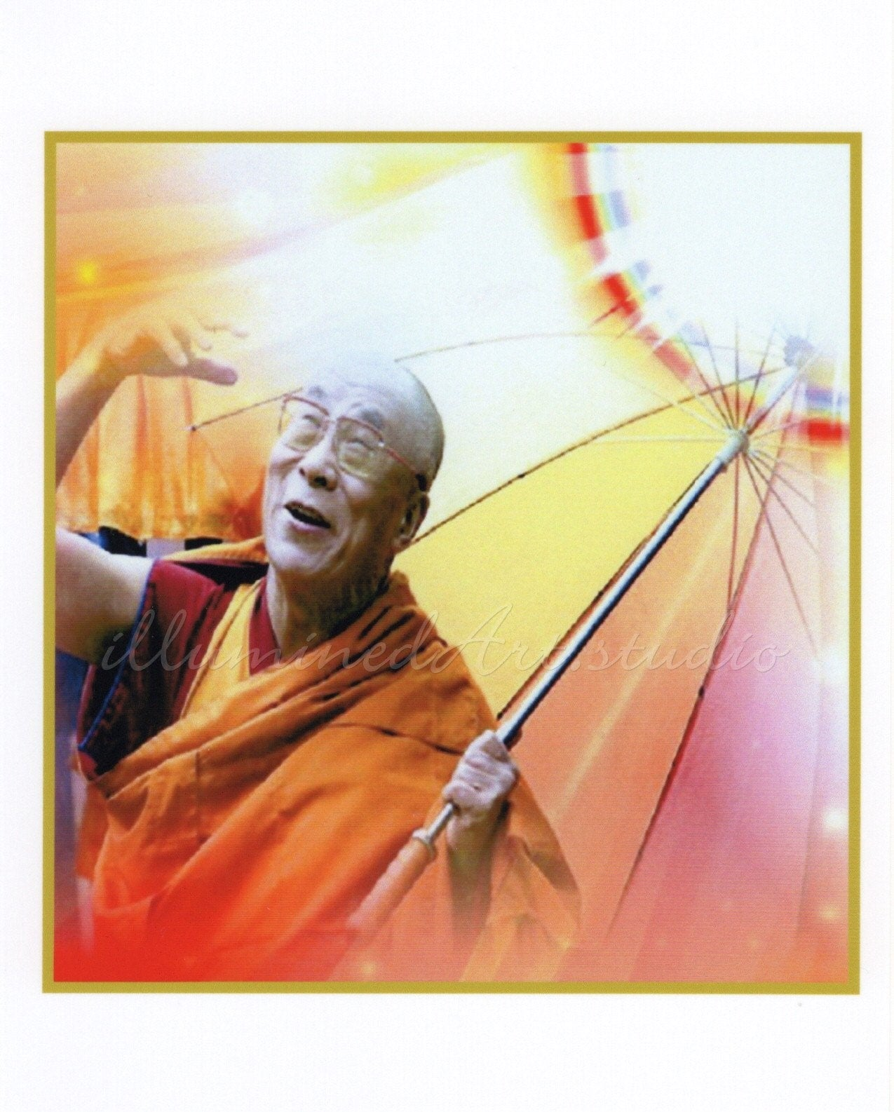 Illumination of The Dalai Lama