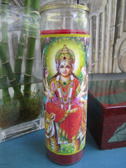 Goddess Durga Candle