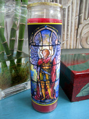Archangel Michael Candle