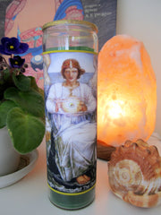 Angel Of The Sea Candle