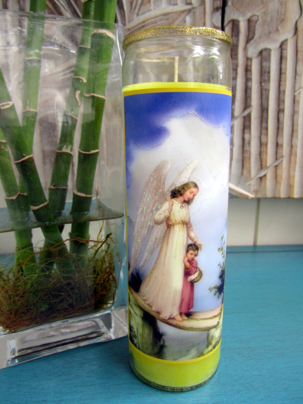 Guardian Angel Candle