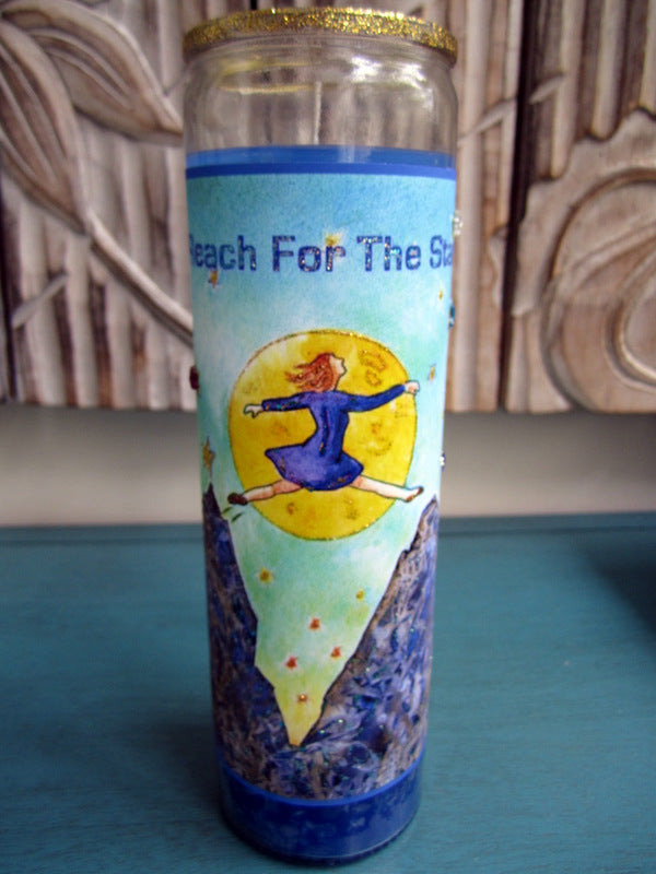Reach For The Stars Candle