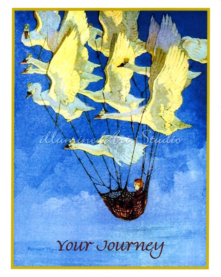 """Your Journey"" Card"