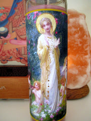Virgin In Paradise Candle