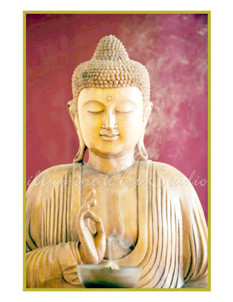 "Buddha ""Do Not Believe"""