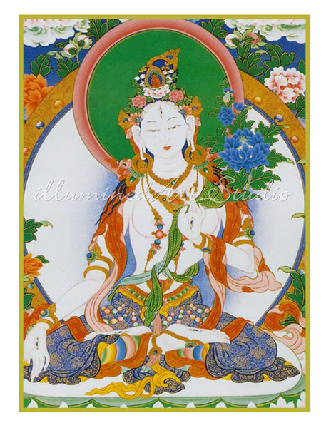 White Tara of Perfect Wisdom