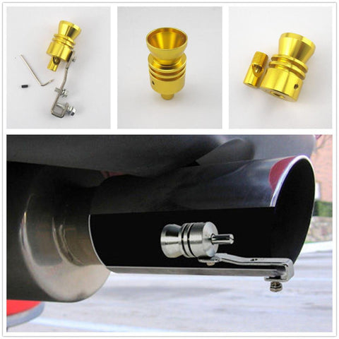 Universal Turbo Whistle Sound Pipe Exhaust – Let Your Life