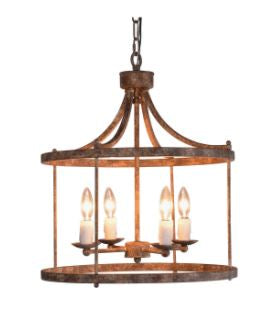 Baldwyn Small Chandelier