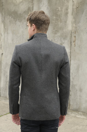The LIMITED Grey Cashmere Sacket