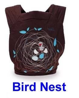 bf81cd97658 Sling Baby Kangaroo Carrier Wrap - Bird Nest - Baby Carrier