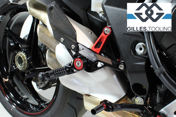 Large Inventory Of Gilles Tooling Rearsets, Foot Controls, Levers, Lever Guard, Chain Adjusters and More at Motostarz.ca