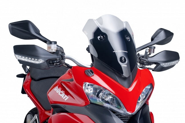 Puig Racing Windscreens for 2010-2012 Ducati Multistrada 1200/S